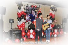 Got a party to plan?  Don't know where to start?  Then it's time to leave your worries to the experts, and save yourselves the trouble of sleepless nights.  SWEETHEART BALLOONS IS HERE!!!  Jevon G. Tan Tel No. (02) 524-9882 (02) 241-9917 (02) 985-0078 (02) 215-9970  Mobile:  Sun:       09228908682 Globe:     09178908628 Smart:     09209266448 Debut Decorations, Sleepless Nights, Happenings, Manila, Joyful, The Magicians, Save Yourself, Globe, Balloons