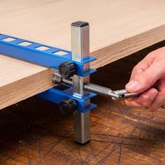 Damstom 38'' Panel Clamp | Rockler Woodworking and Hardware