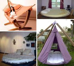 I want only the round ones.  Hammock