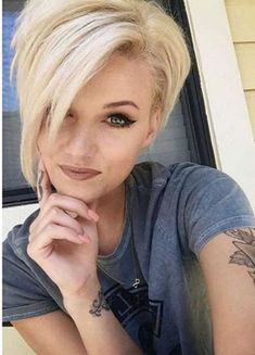 Awesome Short Hair Cuts For Beautiful Women Hairstyles 332