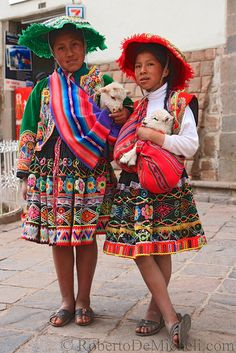 peru traditional clothing - Google Search