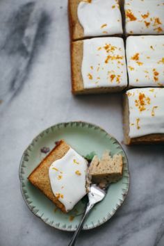 rosemary whole wheat snack cake (my name is yeh)
