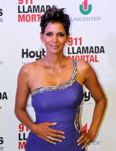 La coupe rock de Halle Berry