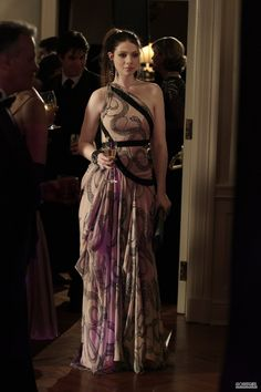 Gossip Girl Season 4. Georgina Sparks.