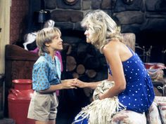 Danny Pintauro and Judith Light on Who's The Boss