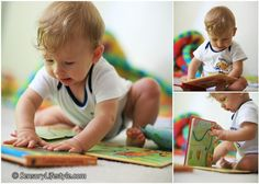 Reading at 8 months
