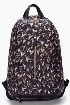 PAUL SMITH  Bronze Sharktooth Backpack