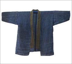 Antique Japanese Hemp Jacket