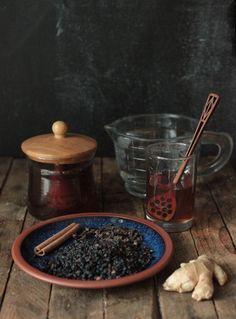 Elderberry & Honey Syrup