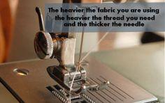 Buying Sewing Machine Needles