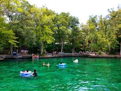 Wekiwa Springs - Florida : America's Secret Swimming Holes : TravelChannel.com