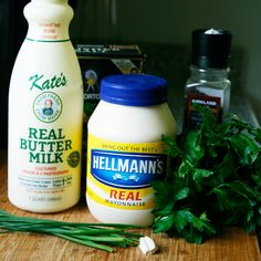 ranch ingredients