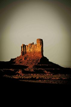 Monument Valley by Chris Habegger, via 500px