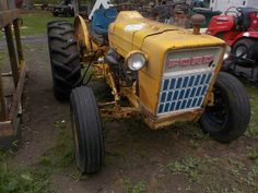 FORD 4000 LCG Tractor