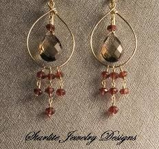 earrings handmade designs - Buscar con Google