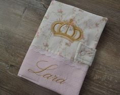 Princess Crown Vaccine Card Holder
