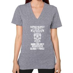 Fashions deadlyforce V-Neck (on woman)