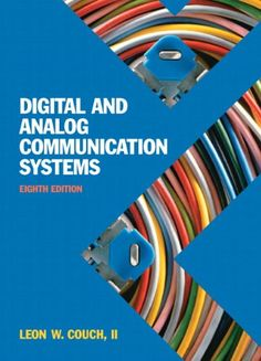 Digital & Analog Communication Systems (8th Edition)