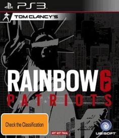 Tom Clancys Rainbow 6 Patriots