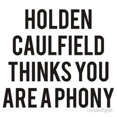 literary criticism holden caulfield