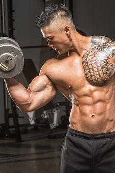 get big arms  build big biceps  arms workout  upper