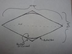 Kerchief tutorial