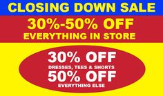 Bargain - 30-50% OFF - Everything Else @ Pumpkin Patch