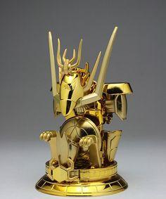Dragon Armor Gold