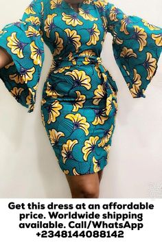 ankara mode Christmas is around the conner and we know is time for our fashion designers to African Fashion Ankara, Latest African Fashion Dresses, African Inspired Fashion, Africa Fashion, Nigerian Ankara Styles, African Style Clothing, African Women Fashion, African Girl, African Clothes