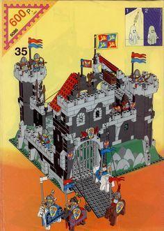 Lego Instructions, Step By Step Instructions, Classic Lego, Lego Minifigs, Lego Castle, Balcony Design, Lego Sets, Legos, Holiday Crafts