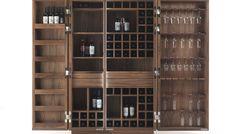 Cambusa Wine Cabinet - Riva 1920 Modern Designer Furniture - Riva 1920