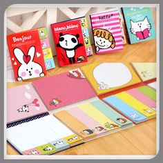 Kawaii Funny Sticker Post It Bookmark Point It Marker Memo Flags Sticky Notes | eBay