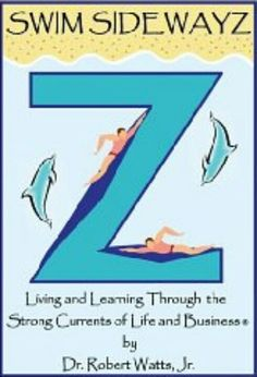 """While swimming in the ocean, small business owner Ed Preston is caught in a life-threatening rip current only to be saved in the most unlikely way. Ed learns a crucial lesson and uses this experience to navigate through one of the worst economic downturns in history. Swim SidewayZ is a lesson in leadership skills, team management and organizational culture. This insightful book was Inspired by the theoretical physicist Albert Einstein who said the definition of insanity is """"Doing the same…"""