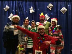 Another fantastic run with my tribe at the Albany Last Night 5k.  Proceeds benefit St. Peter's  Cardiac and Vascular Center.  I feel so blessed this holiday season with awesome running partners that are tolerant and loyal. - December 2017  #DrAdventure