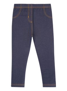 SKU:AWT DENIM JEGGING:Denim