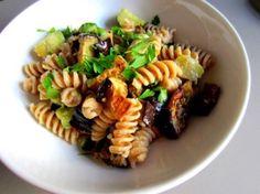Roasted Veggie Salad – Vegan Recipe