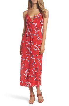 Main Image - Bardot Amelia Floral Dress