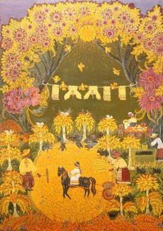 Petrykivka Decorative Folk Art: Gallery