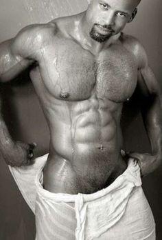 Hot sexy naked black men