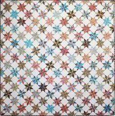 Ballarat Patchwork - Pattern: Liberty Stars