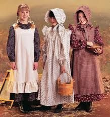 Image result for pioneer dress patterns