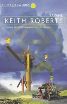 Pavane (S.F. MASTERWORKS) by Keith Roberts, http://www.amazon.co.uk/dp/1857989376/ref=cm_sw_r_pi_dp_wt7trb1Y96Q7K