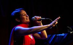 Review by Alix Cohen: An Elegant Evening of Brazilian, Boleros and Latin Jazz at Club Bonafide with Maria Alejandra Rodriguez. . .