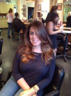 Color, haircut, blowout,