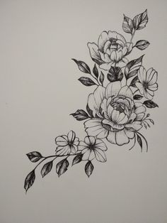 55 Simple Small Flowers Tattoos Drawing Tattoos Ideas For Women This Season flower tattoos Tattoos Rose Tattoos, Leg Tattoos, Black Tattoos, Body Art Tattoos, Gray Tattoo, Tattos, Flower Tattoo Drawings, Small Flower Tattoos, Small Tattoos