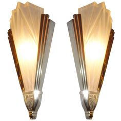 Best Of Art Deco Wall Sconce Lighting Art Deco Wall Lights, Art Deco Lighting, Antique Lighting, Wall Sconce Lighting, Wall Sconces, Lighting Design, Antique Lamps, Cabinet Lighting, Rare Antique