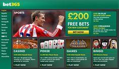 Bet 365 Casino Poker, Sporting Live, Poker Games, Bingo Games, Sports Betting, Baseball Cards, Internet, Football, Soccer