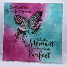 Visible Image stamps - Take The Moment - Doreen OBrien