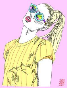 Iggy Azalea Fan Art