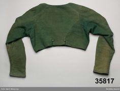 spencer jacket back 1820-39